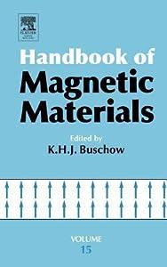 Handbook of Magnetic Materials, Volume 15