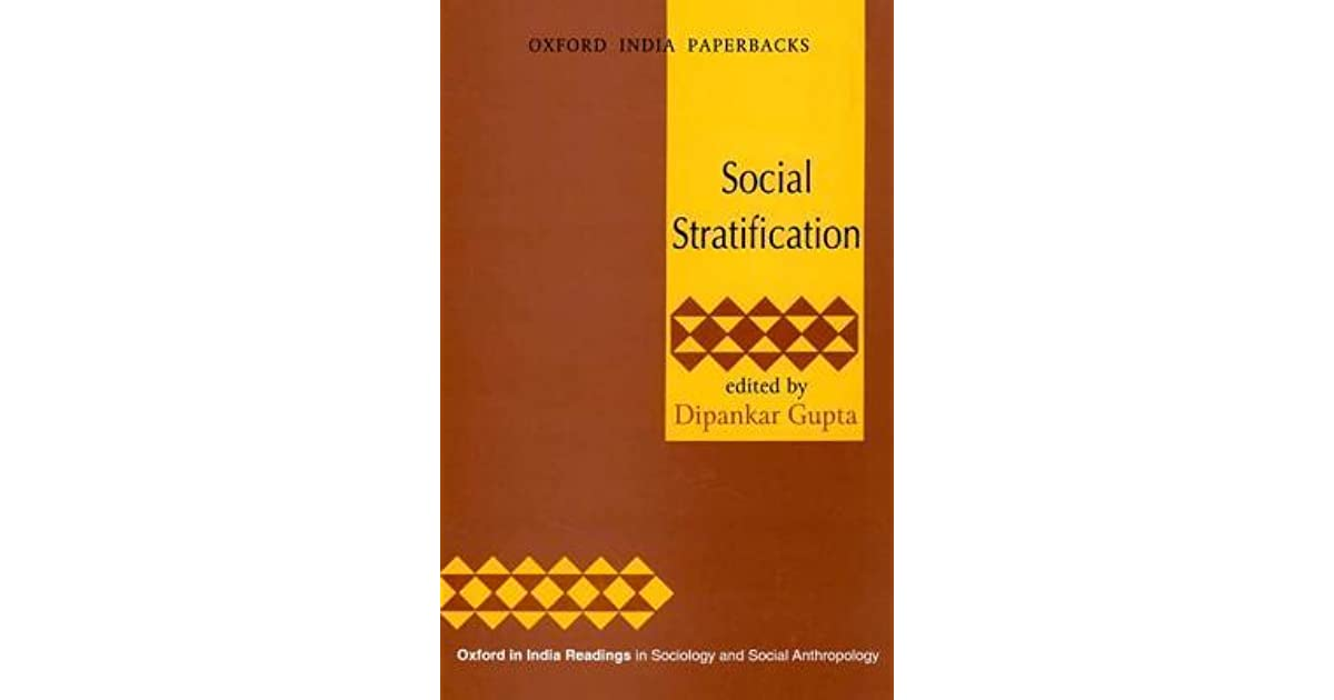 social stratification in india