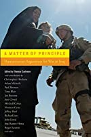 A Matter of Principle: Humanitarian Arguments for War in Iraq