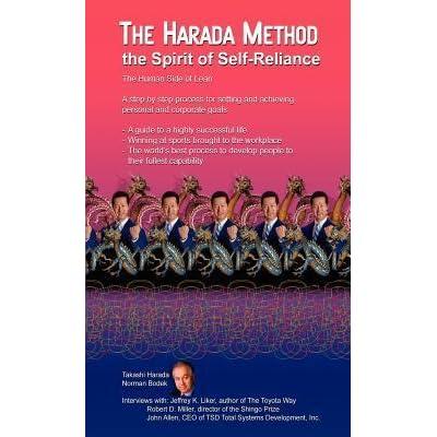 the harada method the spirit of selfreliance