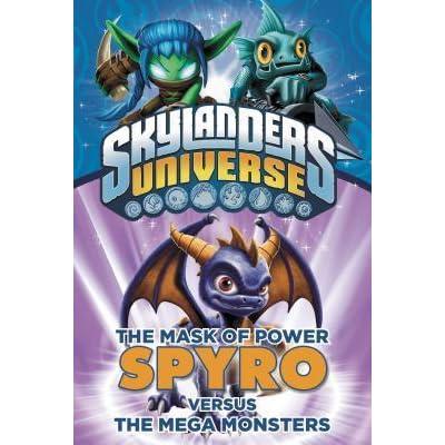Skylanders Universe Spyro Versus The Mega Monsters By Onk Beakman