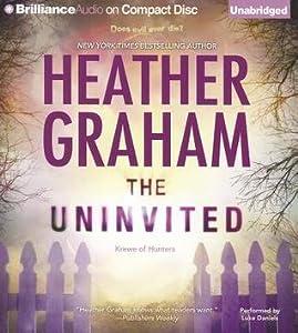 The Uninvited (Krewe of Hunters, #8)