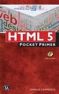 Html5 Pocket Primer by Oswald Campesato