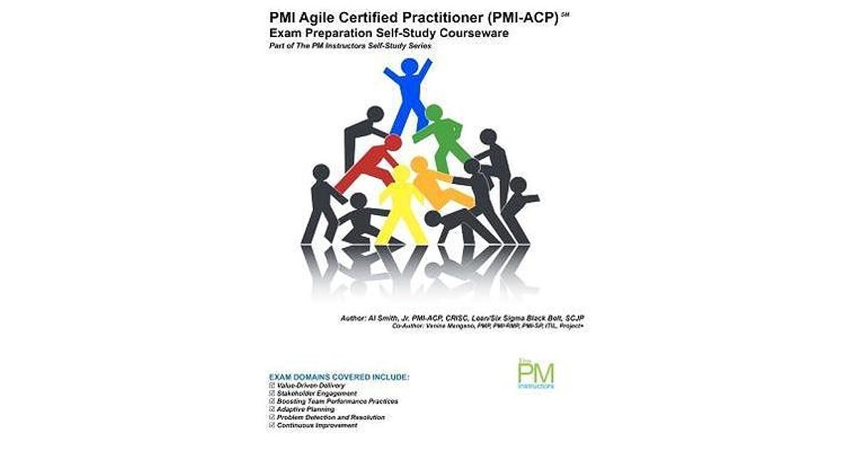 Pmi Agile Certified Practitioner Pmi Acp Exam Preparation Self