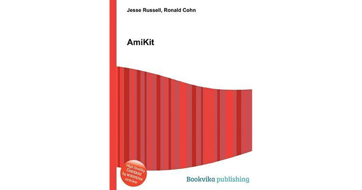 Amikit by Jesse Russell