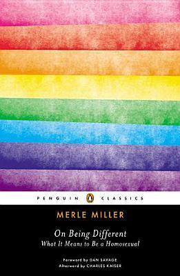 On Being Different by Merle Miller