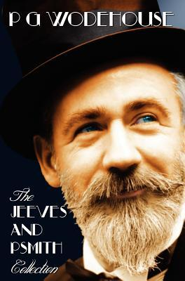 Jeeves and Psmith Collection: Mike, Psmith in the City / Psmith, Journalist / The Man with Two Left Feet / My Man Jeeves / Right Ho, Jeeves