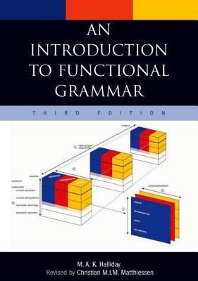 an introduction to functional grammar