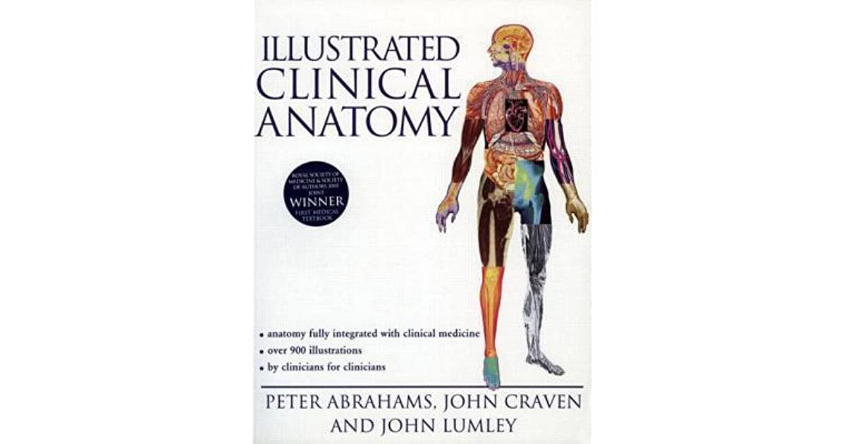 Illustrated Clinical Anatomy By Peter H Abrahams
