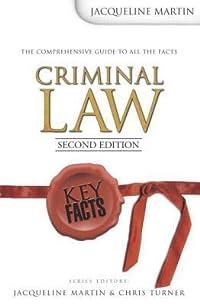 Criminal Law: Key Facts