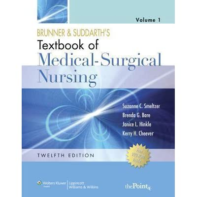 Brunner and suddarths textbook of medical surgical nursing by brunner and suddarths textbook of medical surgical nursing by suzanne c smeltzer fandeluxe Image collections