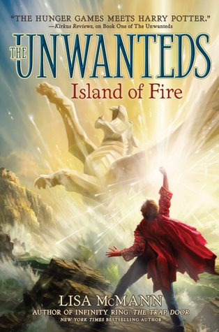 Island of Fire by Lisa McMann