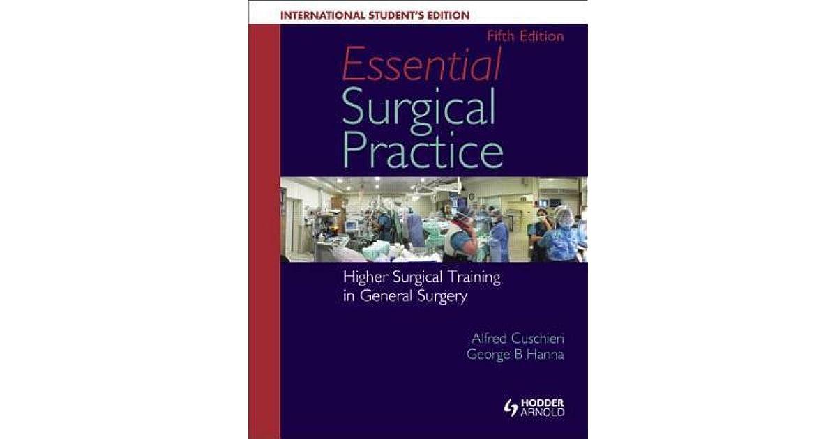 Clinical Surgery Cuschieri Pdf