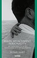 Brain, Attachment, Personality: An Introduction to Neuroaffective Development: An Introduction to Neuroaffective Development
