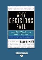 why decisions fail nutt paul