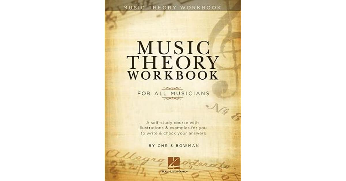 several topics on music theory