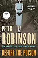 Before The Poison By Peter Robinson border=