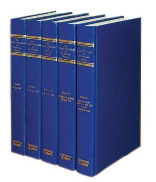 Summa Theologica, 5 Vols