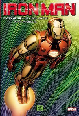 Iron Man by David Micheline, Bob Layton and John Romita Jr. Omnibus