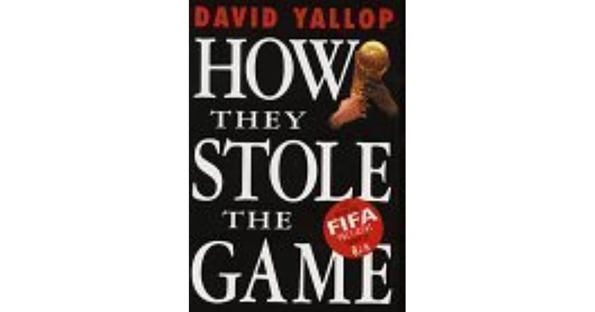 How They Stole the Game