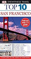 Top 10 San Francisco [With Fold-Out Map]