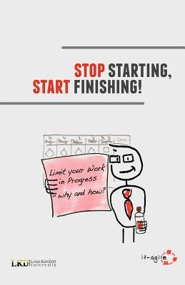 Stop Starting, Start Finishing!