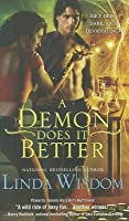 A Demon Does It Better (Hex, #6)