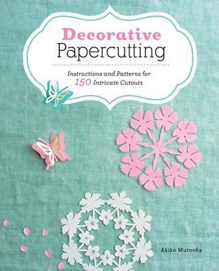Decorative Papercutting by Akiko Murooka