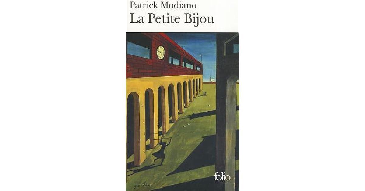 7af68bc61fe9 La Petite Bijou by Patrick Modiano