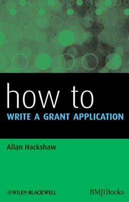 How to Write a Grant Application