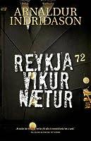 Reykjavíkurnætur (Young Inspector Erlendur #2)
