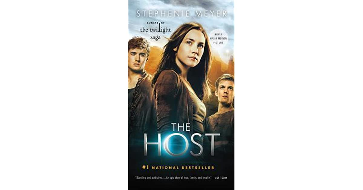 the host the host 1 by stephenie meyer