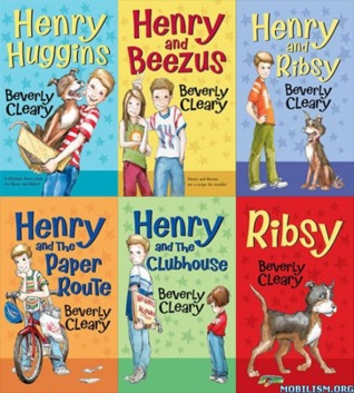 Henry Huggins Complete Collection by Beverly Cleary