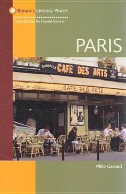 Paris (Bloom's Literary Places (Hardcover))