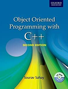 Object Oriented Programming with C++ 2/e