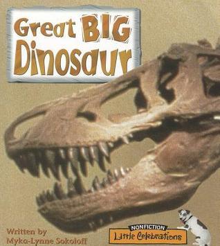 Little Celebrations, Non-Fiction, Great Big Dinosaur, Single Copy, Stage 1b