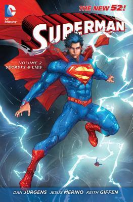 Superman, Volume 2: Secrets and Lies by Dan Jurgens