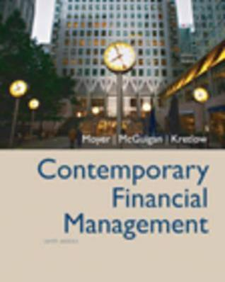 Contemporary Financial Management, 12 edition