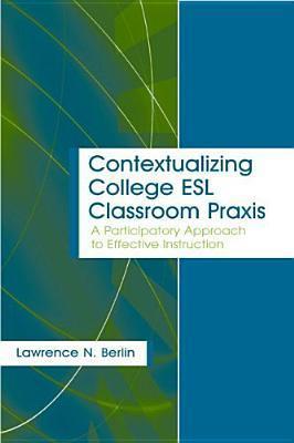 contextualising college esl