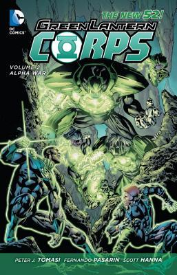 Green Lantern Corps, Volume 2: Alpha War