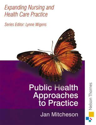 Public Health Approaches to Practice: Expanding Nursing and Health Care Practice Series