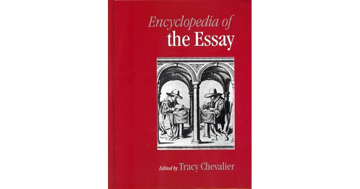Encyclopedia of the Essay