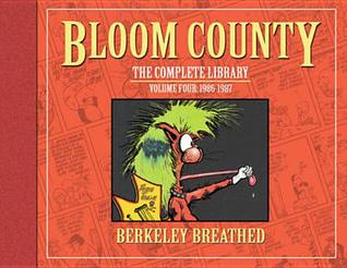 Bloom County: The Complete Library Volume 4 Limited Signed Edition