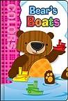 Bear's Boats Board Book
