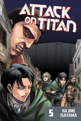 Attack on Titan, Vol. 5