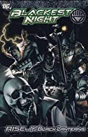 Rise of the Black Lanterns. Writer, Geoff Johns