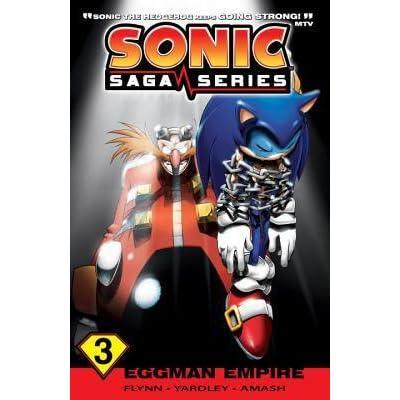 Sonic Saga Series 3 Eggman Empire By Sonic Scribes