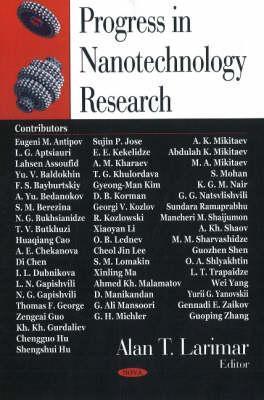Progress in Nanotechnology Research