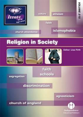 Religion in Society. Edited by Lisa Firth