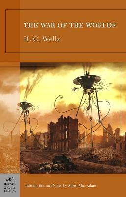 The War of the Worlds by H.G. Wells
